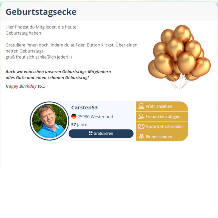 Partnersuche 40gold.de